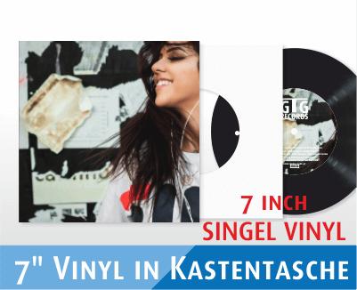 7 inch Single Vinyl