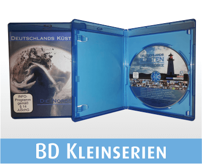 BD Kleinserien in Blu-ray Box