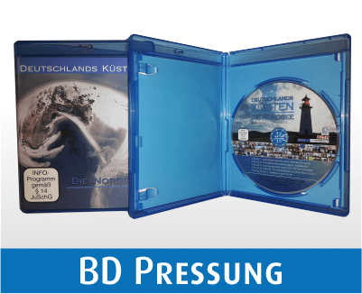 BD Pressung in Blu-ray Box