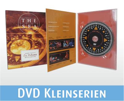 DVD brennen lassen, Kleinauflage im Digi Pack