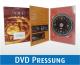 DVD Pressung im Digi Pack - DVD Format