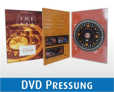 gepresste DVD im Digi Pack (DVD-Format)