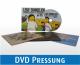 DVD Pressung in Kartonstecktaschen