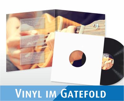 Vinyl Premium im 4c Garefold