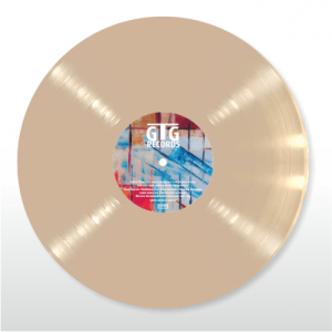 Colored Vinyl - braun