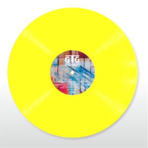 Colored Vinyl - gelb