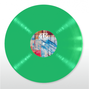 Colored Vinyl - grün