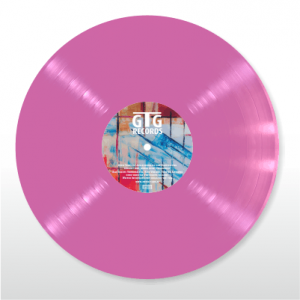 Colored Vinyl - lila