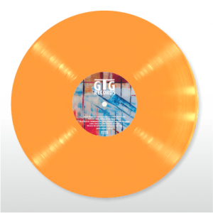 Colored Vinyl - orange