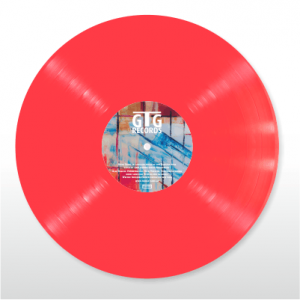 Colored Vinyl - rot