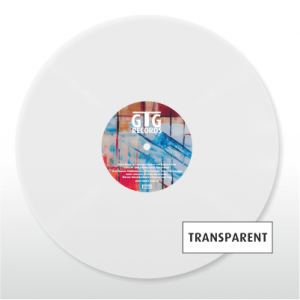 Colored Vinyl - transparent